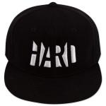HARD Flat Brim Hat