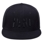 HARD Flat Brim Hat '14