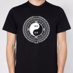 HARD Yin Yang Short Sleeve T-Shirt