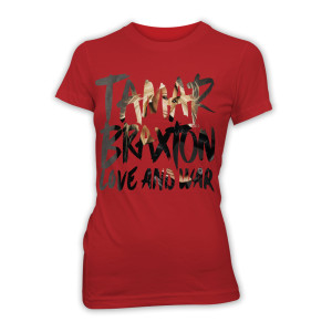 Tamar Braxton L&W Cover Jr. T-Shirt