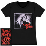Tamar Live 2014 Ladies T-Shirt