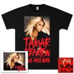 Tamar Braxton Unsigned Photo Bundle