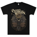 Bleed from Within Album Cover T-Shirt