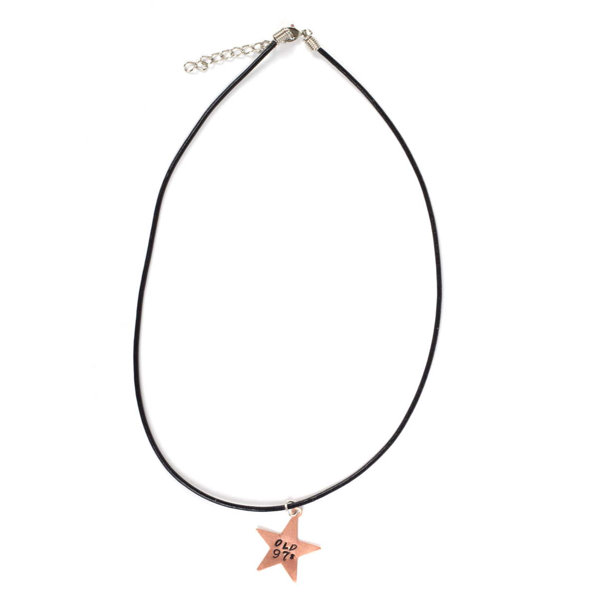 Old 97s Star Necklace