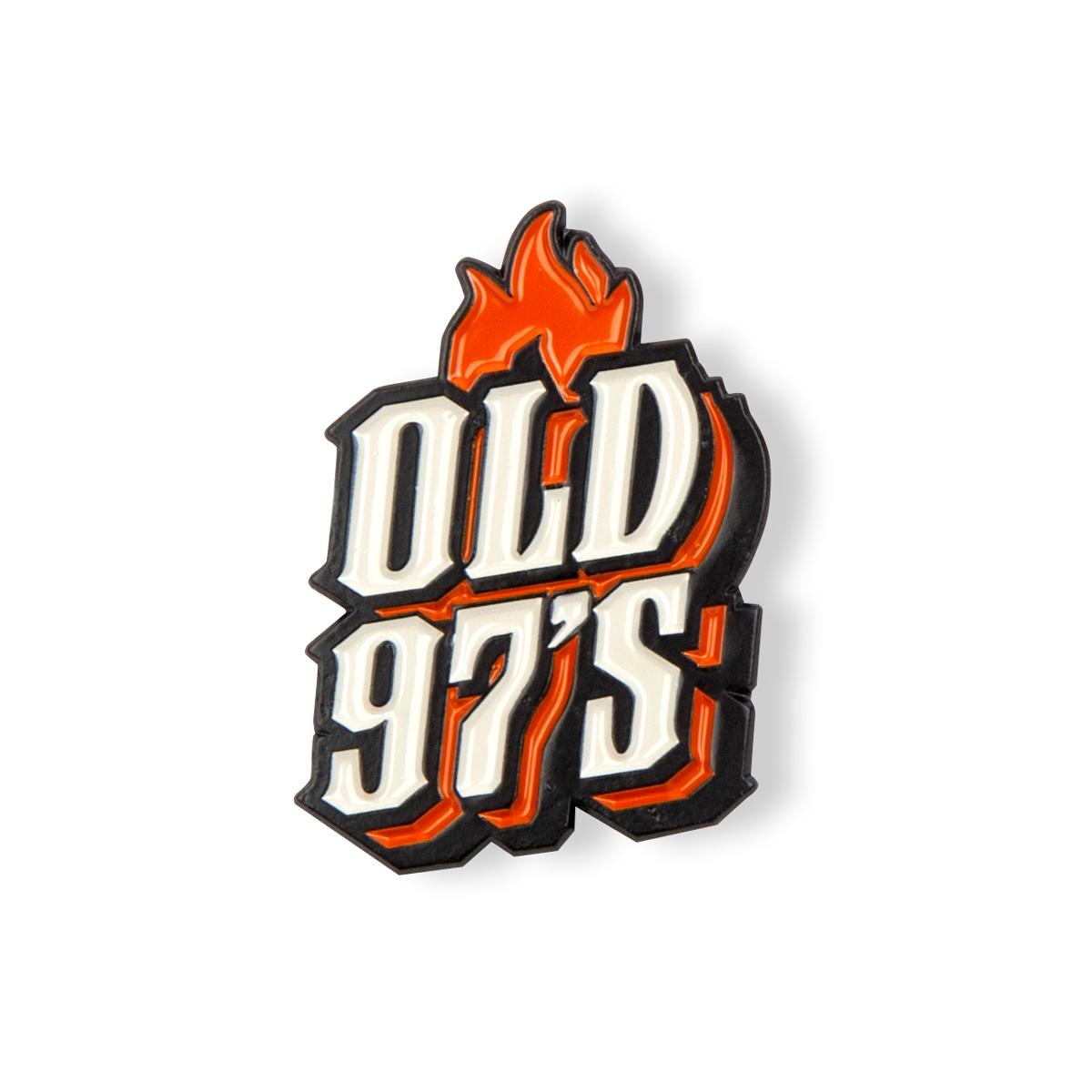 Old 97's Enamel Pin