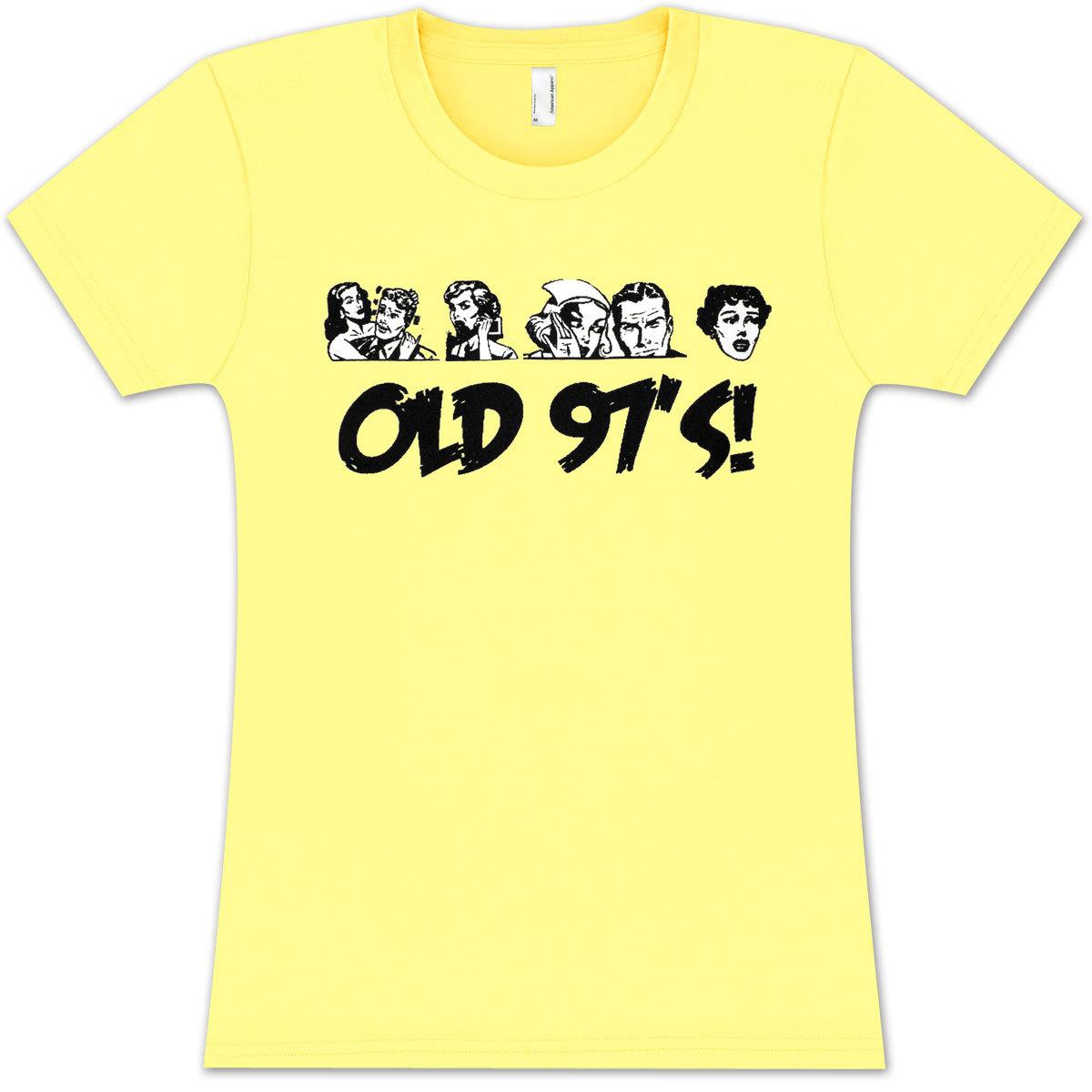 Old 97s Gossip Women's T-Shirt