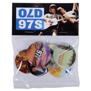 Old 97's Button Pack - Series 1