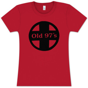 Old 97s Round Logo Women's T-Shirt