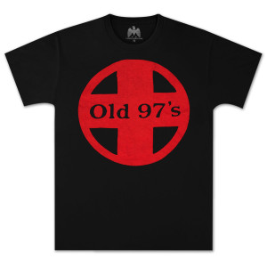 Old 97s Round Logo T-Shirt
