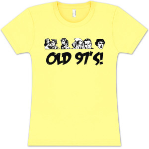 Old 97s Gossip Women's T-Shirt