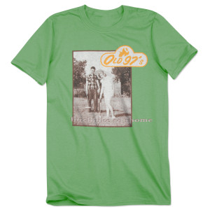 Old 97s Hitchhike to Rhome 2-Sided LTD Release T-Shirt