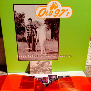 Old 97s Hitchhike to Rhome Reissue 2-LP Set