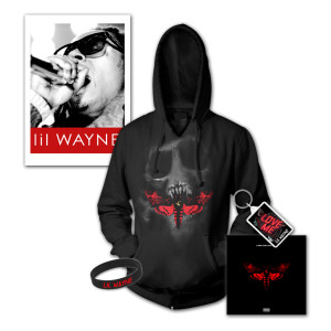 Lil Wayne I Am Not A Human Being II Gold Bundle