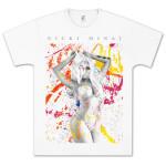 Nicki Minaj Splatter Pose T-Shirt