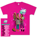 OMG GIRLZ Brick Wall T-Shirt