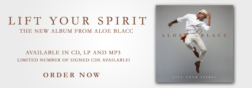 Aloe Blacc - Lift Your Spirit