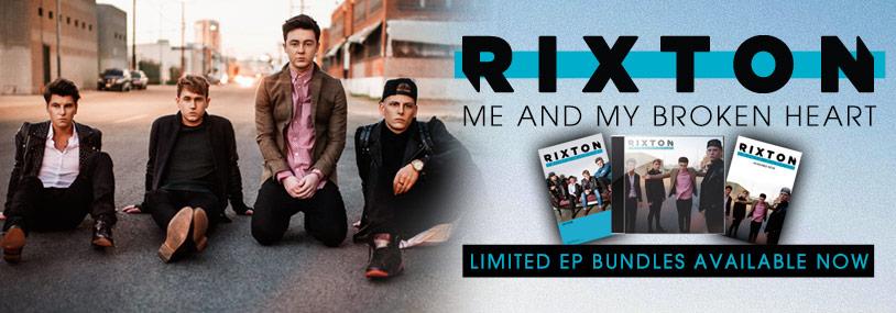 Rixton - Limted EP Bundle