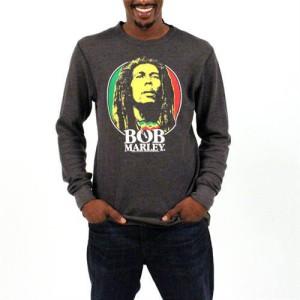 Bob Marley Logo Men's Thermal