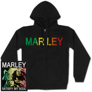 Bob Marley Bravado Hoodies | Shop the Bob Marley Bravado Official
