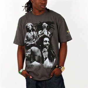 Bob Marley Many Faces