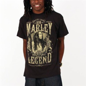 Bob Marley Rebel Legend