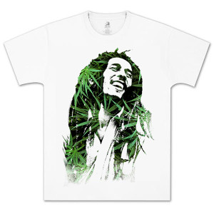 Bob Marley Leaves Dreads