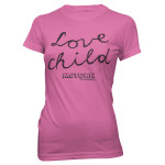 Love Child (Motown) Girls T-Shirt