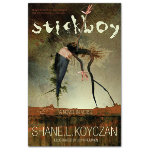 Stickboy Book