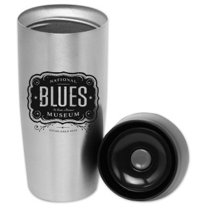 National Blues Museum Travel Mug