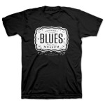 National Blues Museum Fine Jersey T-Shirt