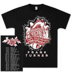Frank Turner Tape Deck Heart 2014 T-Shirt