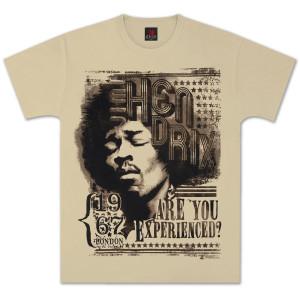 Jimi Hendrix Experienced London T-Shirt