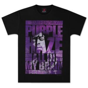 Jimi Hendrix All In My Brain T-Shirt