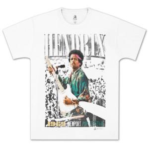 Jimi Hendrix Newport Pop Festival T-Shirt