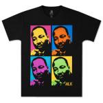 Martin Luther King Jr. Pop Art T-Shirt
