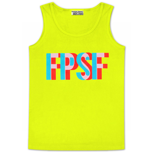 FPSF Unisex Offset Tank | Shop the Free Press Summer Festival Official Store