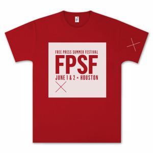 FPSF Square Logo Unisex T-Shirt