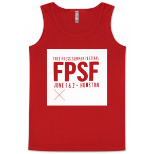 FPSF Square Logo Unisex Tank Top