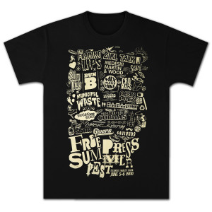 FPSF 2010 Event Tee