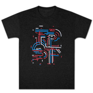 FPSF 2014 Type Unisex Triblend T-shirt