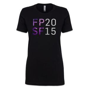 FPSF 2015 Ladies Event T-Shirt