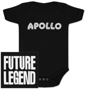 Apollo Theater White Logo Creeper