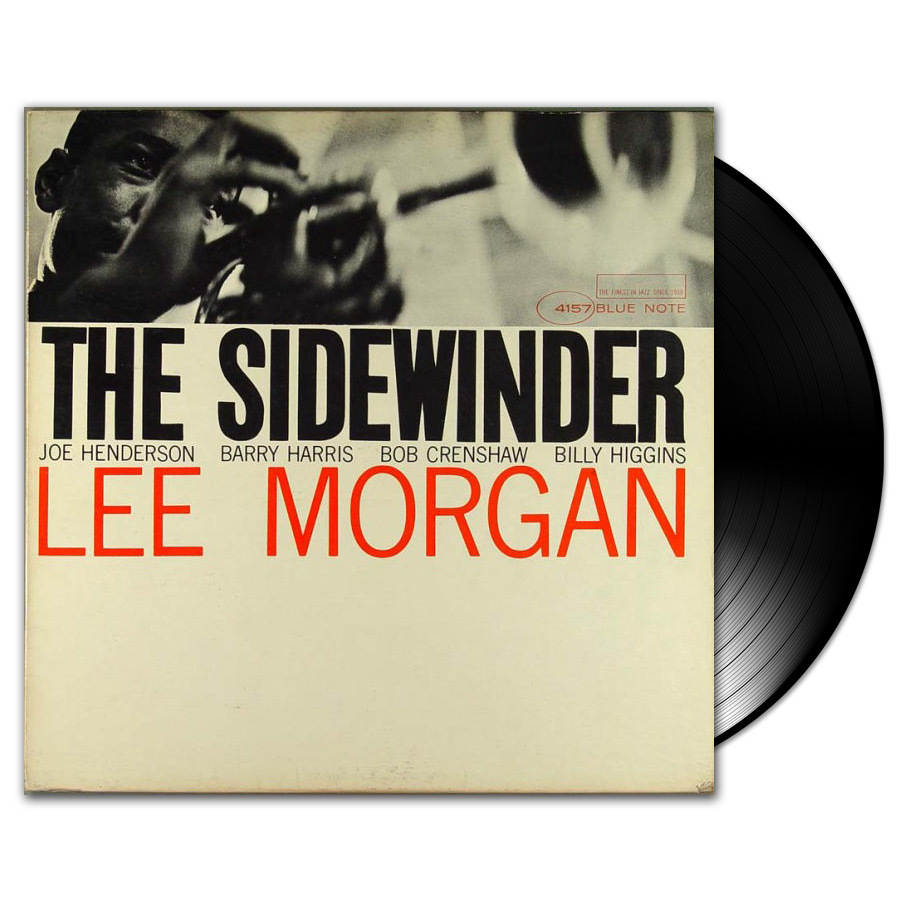 Lee Morgan - The Sidewinder LP