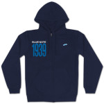 Blue Note 1939 Zip Up Sweatshirt