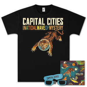 In A Tidal Wave Of Mystery USB/MP3 Bundle