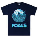 Foals Blue Moon T-Shirt