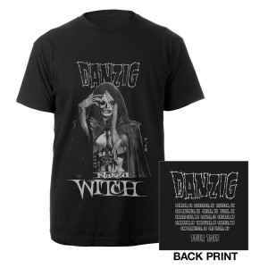Naked Witch 2015 Itinerary T-shirt