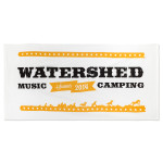 Watershed Festival Beach Towel