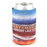Watershed Festival Summer 2014 Koozie