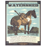 Watershed Festival 2014 Official Event  Poster